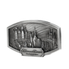 3d Building Zinc Alloy Metal Resin Fridge Magnet