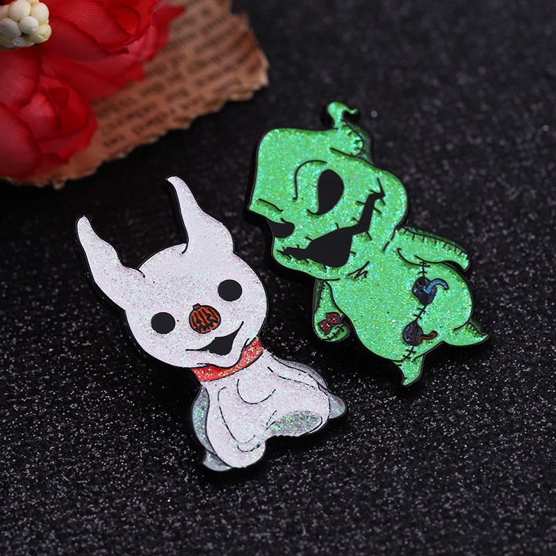 Anime Metal Pin Badge Enamel Badge Smily Badges