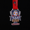 Football Medals Soccer Alloy China Awards Medal for Winner Embossed Medallion