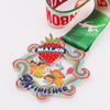 Childrens Sports Medal For 5KM Running Customized Childrens Medals