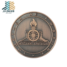 Zinc Alloy Challenge Navy for Military Souvenir Replica Medal Coin Makers