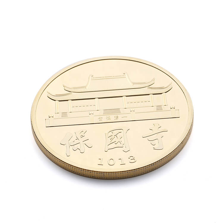 Cheap Custom Bicycle Challenge Game Metal Antique Coin for Sales
