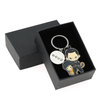 Custom Metal Hard Enamel Carton Shape Zinc Alloy keychain with Box