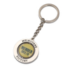 Keyholder with Logo Custom House Rotate Key Chain Engraved