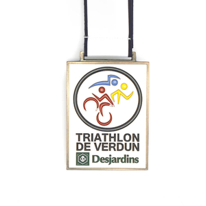 Customized Sports Medals for Swimming Cycling Running