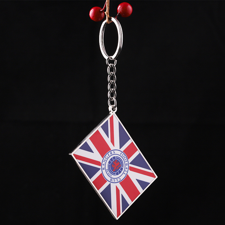 USA Custom Safety Wholesale Customized Key Holder in Metal
