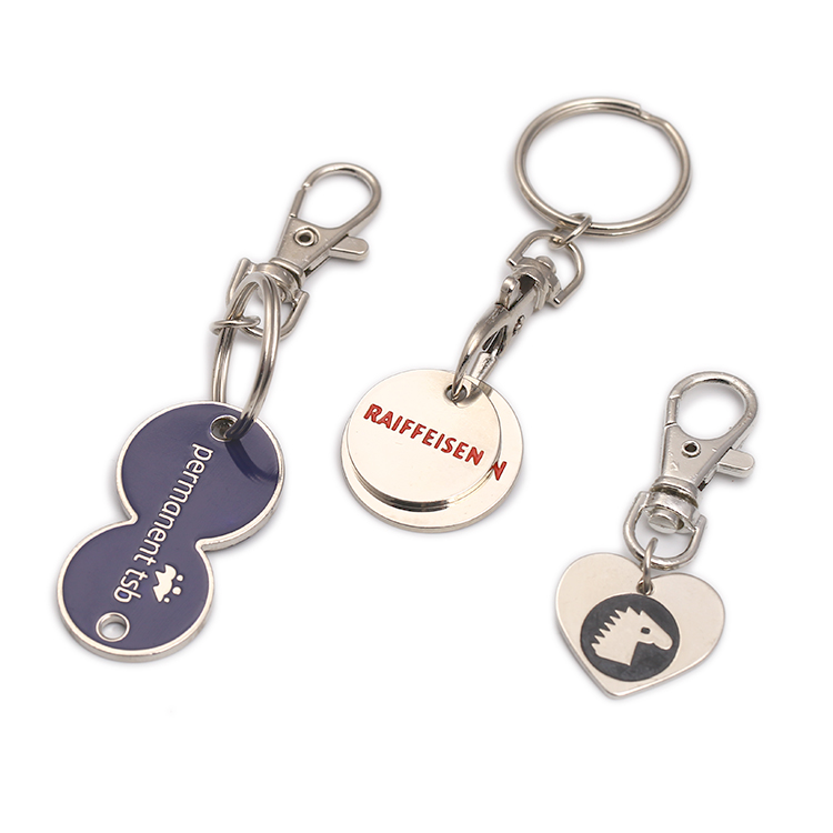 Wholesale Souvenirs Metal Car Keyring