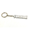 Wholesale Custom Logo Game Enamel Engraved Metal Keychain
