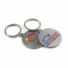 2019 Zinc Alloy Key Ring Family Keyring Dogtag Keychain Stainless Steel