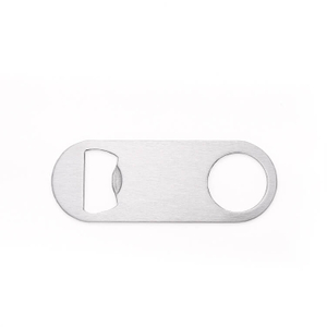 Simple Metal Bottle Opener for Beer from China manufacturer