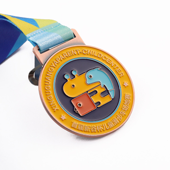 What are the features of medals?