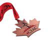 Custom bronze medallion medals gymnastics for races